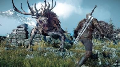 The Witcher 3 - Geralt vs Monster