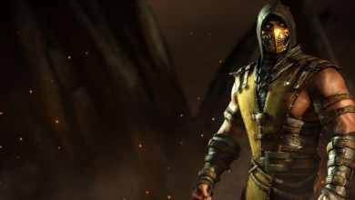 Mortal Kombat X - Scorpion Index - 2
