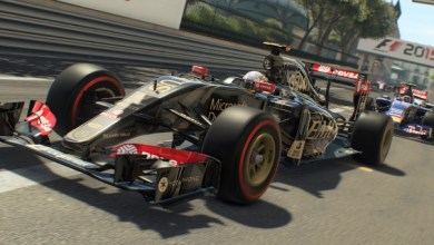 F1 2015 - Gameplay Screenshot Index