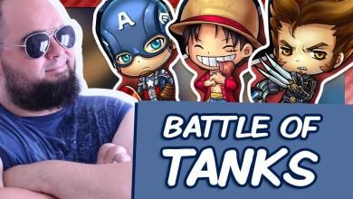 Battle of Tanks - Imagem