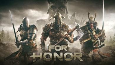 For Honor KeyArt
