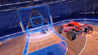 Rocket League - Big Hoops