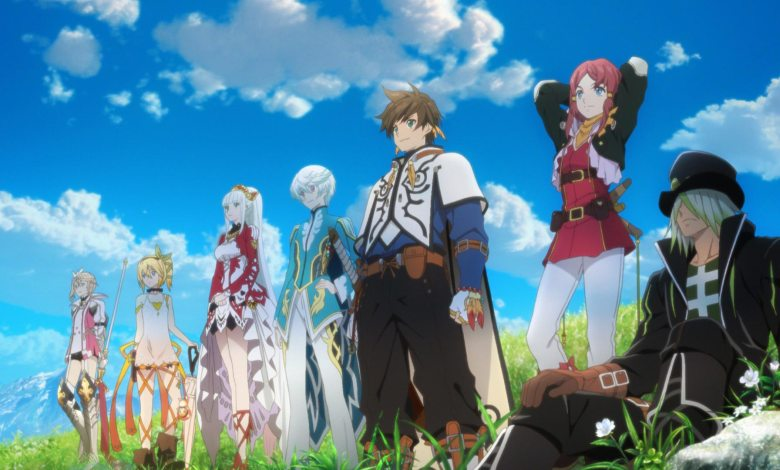Tales of Zestiria - Anime Game Screenshot
