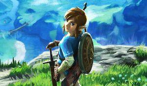 Breath of the Wild é o jogo mais vendido da franquia Zelda nos EUA