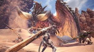 Monster Hunter World para PC com até 22% de desconto na Green Man Gaming