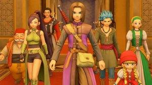 Dragon Quest XI ultrapassa 4 milhões de cópias vendidas
