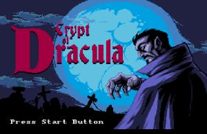 """Explore labirintos em """"Crypt Of Dracula"""", novo jogo em desenvolvimento para Mega Drive"""