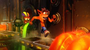 A melhor experiência de Crash Bandicoot N. Sane Trilogy está no PC