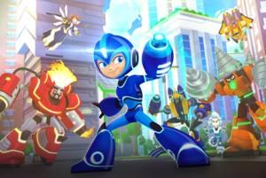 Nova animação de Mega Man estreia em agosto