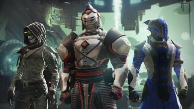 Destiny 2 DLC Strike Sony Gear