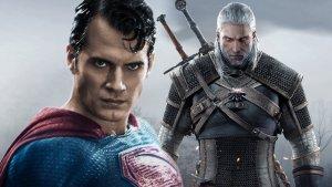 """Henry Cavill gostaria de interpretar Geralt em série de """"The Witcher"""""""