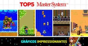 5 jogos com visuais impressionantes no Master System!