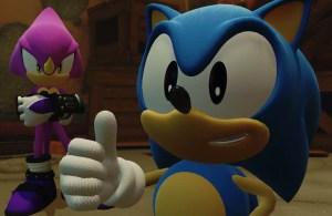 Quem é o Sonic Clássico de Generations e Forces?