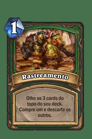 Rastreamento Card
