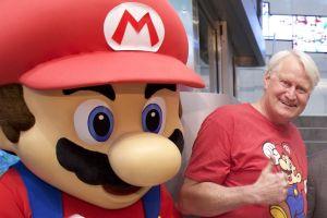Brasil Game Show anuncia retorno de Charles Martinet em 2019