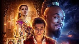 Confira o novo trailer do live-action de Aladdin