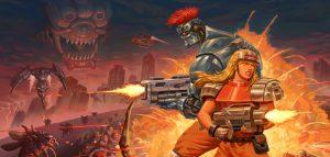 """Blazing Chrome: conversamos com o projetista do game brasileiro inspirado em """"Contra Hard Corps"""""""
