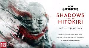 E3 - For Honor recebe novo evento por tempo limitado