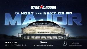 CS:GO: com três representantes brasileiras, Starladder Berlim Major tem equipes definidas