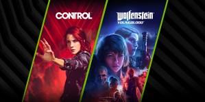 NVIDIA anuncia bundle para GeForce RTX com os jogos Wolfenstein: Youngblood e Control