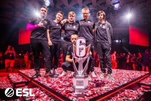 Rainbow Six: Team Empire supera G2 e fatura o Six Major Raleigh 2019