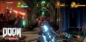 Doom Eternal divulga trailer do modo Battlemode