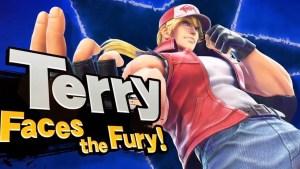 Terry Bogard, de Fatal Fury, é confirmado em Super Smash Bros. Ultimate