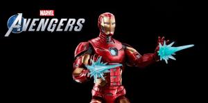 Marvel anuncia linha de action figures baseada em videogames na BGS 2019