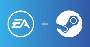 EA e Valve confirmam parceria para a venda de jogos