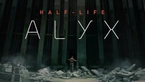 Valve lança primeiro trailer de Half-Life: Alyx