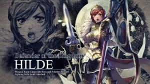 Hilde é confirmada como DLC em Soulcalibur VI