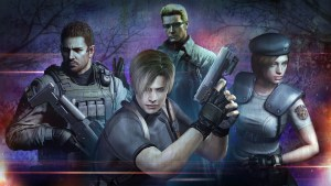 Resident Evil chegará em Super Smash Bros. Ultimate