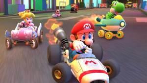 Chega de correr contra bots: Mario Kart Tour enfim recebe modo multiplayer
