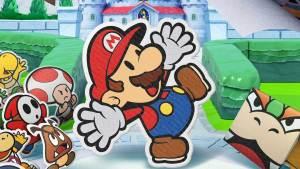 Análise | Paper Mario: The Origami King é belo, mas tem combate descartável