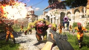 Serious Sam 4 chega em agosto para PC e Stadia; PS4 e Xbox One só em 2021