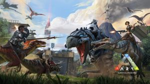 ARK: Survival Evolved e coletânea Samurai Shodown de graça na Epic Games Store