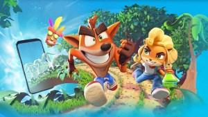 Crash Bandicoot: On the Run recebe trailer e chega em breve para Android e iOS