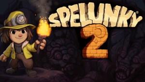 Atualizado: Spelunky 2 ganha novo trailer e será lançado no dia 15 de setembro para PS4