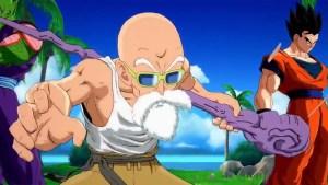 Mestre Kame será incluído em Dragon Ball FighterZ no dia 18 de setembro
