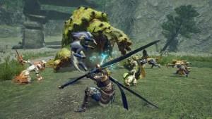 Monster Hunter Stories 2: Wings of Ruin e Monster Hunter: Rise chegam em 2021 para Switch