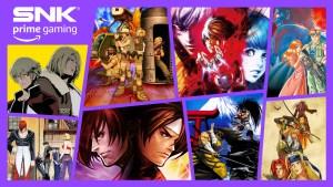 Garou, Metal Slug 3 e mais jogos da SNK de graça para assinantes Prime Gaming