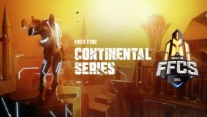 Veja como vai funcionar a Free Fire Continental Series