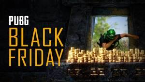 PUBG com descontos de até 75% durante a Black Friday