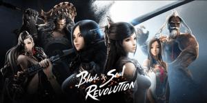 PRÉVIA   Blade & Soul: Revolution é um MMO sólido para celulares