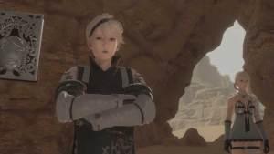 NieR Replicant ganha vídeo com 10 minutos de gameplay