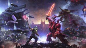 Doom Eternal: The Ancient Gods - Parte Dois chega nesta quinta (18) e ganha trailer