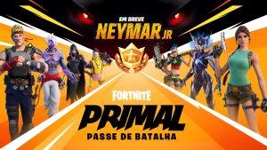 Fortnite: Neymar e Lara Croft são algumas das novidades da nova temporada