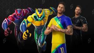Neymar chegará em Fortnite na terça-feira (27)