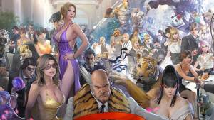 Tekken 7 alcança 7 milhões de cópias vendidas e ganha arte atualizada