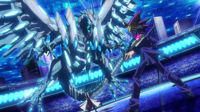 Yugioh Dark Side of Dimensions